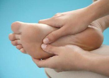 Vế thương khó lành bàn chân