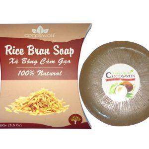 Xà bông cám gạo
