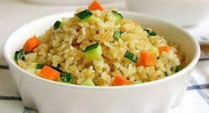 Ăn gạo lứt giảm cân